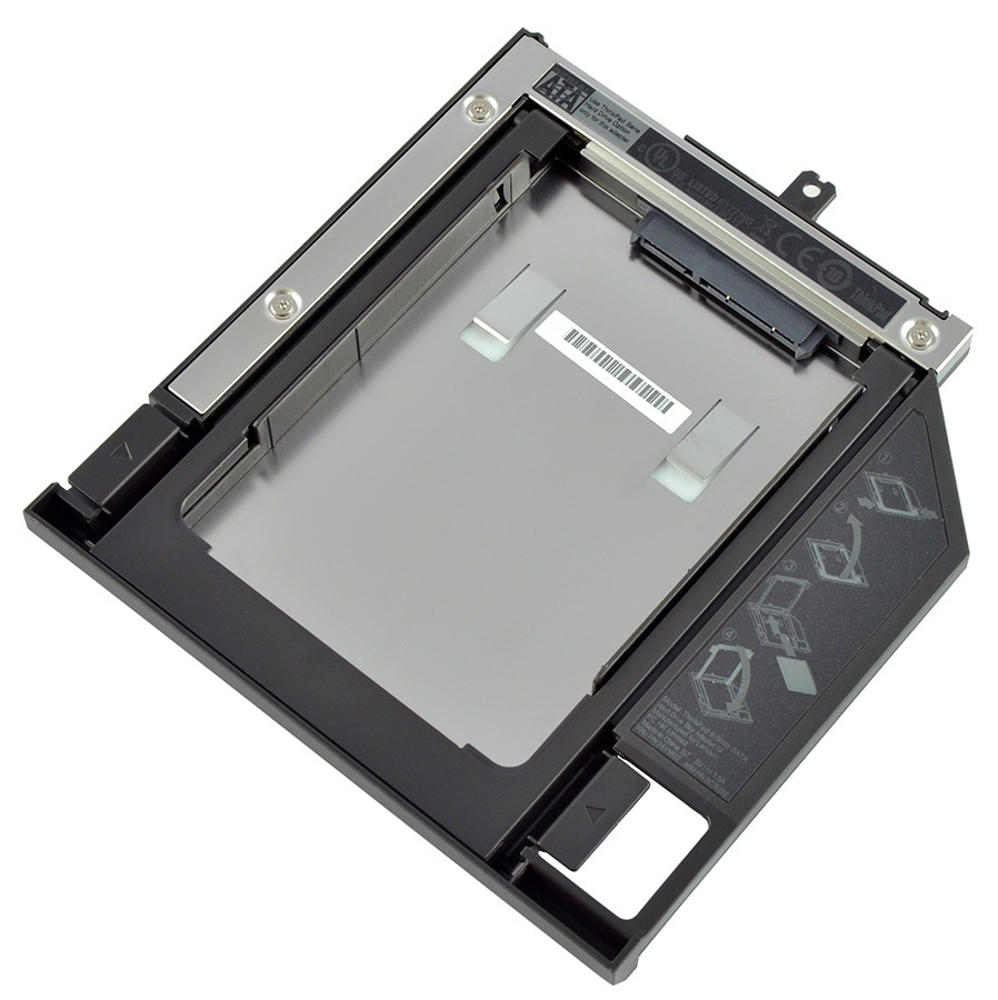 stock picture of ThinkPad 9.5mm Serial ATA Hard Drive Bay Adapter IV