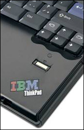 IBM Integrated Fingerprint Reader