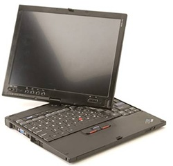 ThinkPad X41 Tablet