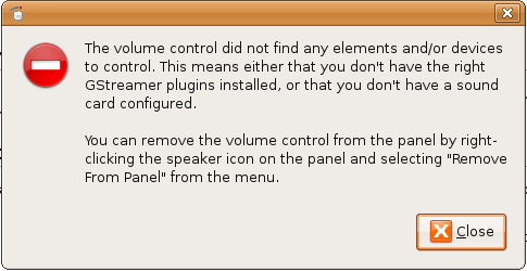File:The volume control did not find any.png