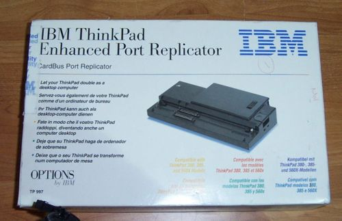 File:IBM ThinkPad Enhanced Port Replicator.jpeg